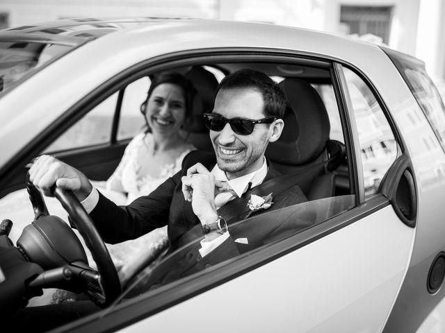 Il matrimonio di Enrico e Mimma a Roma, Roma 72