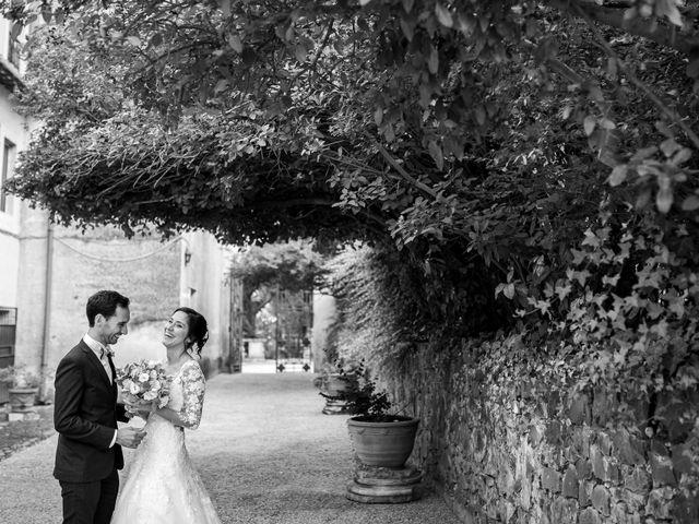 Il matrimonio di Enrico e Mimma a Roma, Roma 77