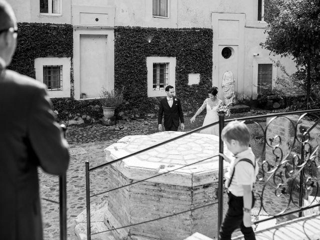 Il matrimonio di Enrico e Mimma a Roma, Roma 78