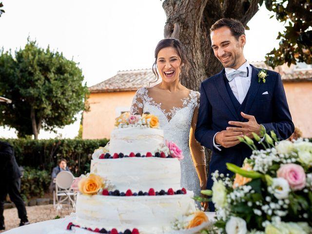 Il matrimonio di Enrico e Mimma a Roma, Roma 97