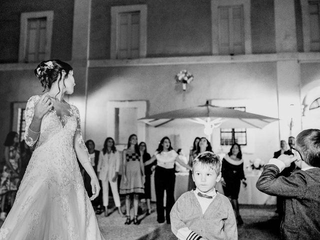 Il matrimonio di Enrico e Mimma a Roma, Roma 100