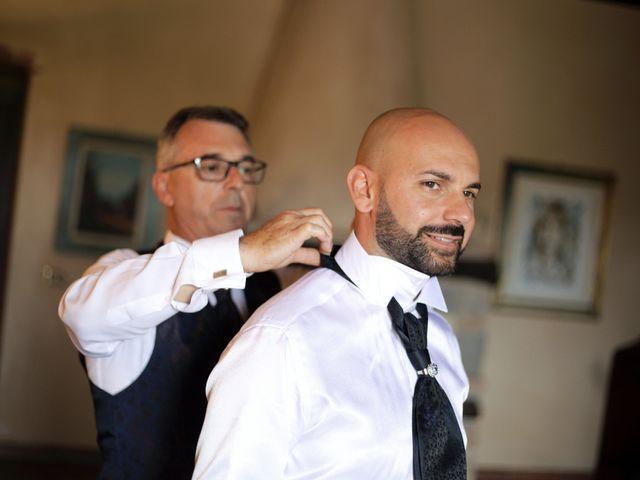 Il matrimonio di Antonio e Azzurra a Monteriggioni, Siena 4