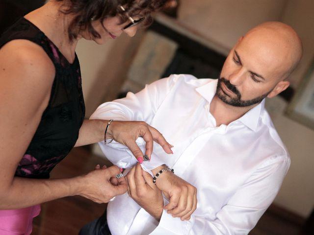Il matrimonio di Antonio e Azzurra a Monteriggioni, Siena 8