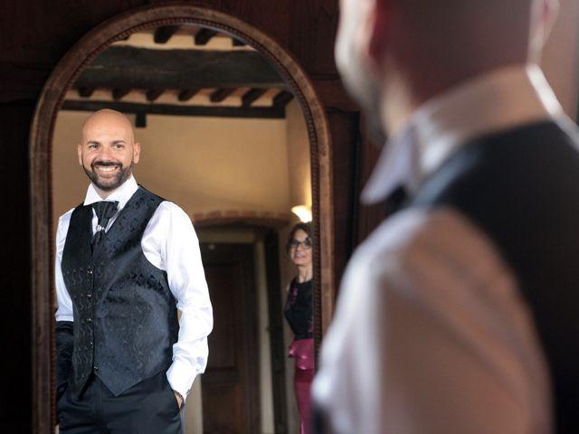 Il matrimonio di Antonio e Azzurra a Monteriggioni, Siena 10