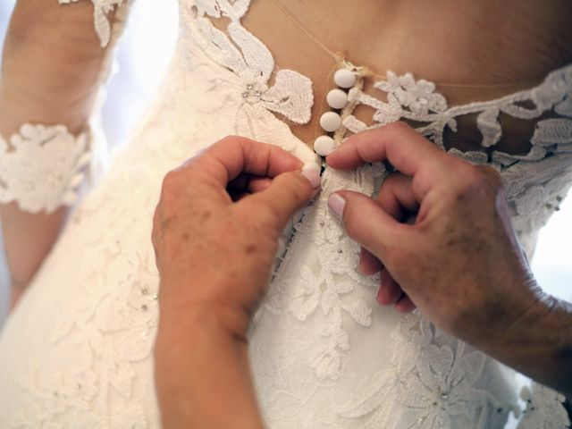 Il matrimonio di Antonio e Azzurra a Monteriggioni, Siena 18