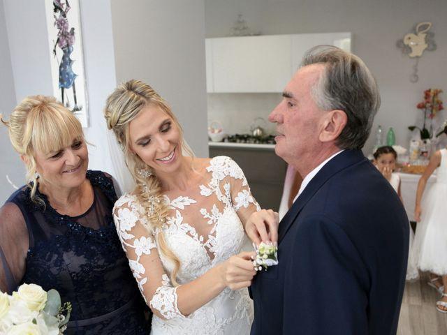 Il matrimonio di Antonio e Azzurra a Monteriggioni, Siena 21