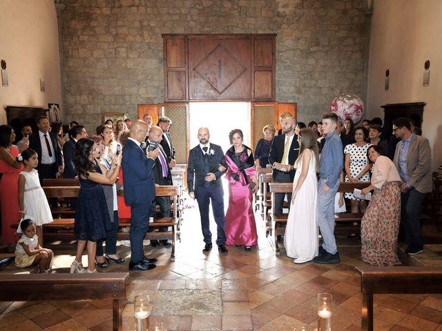 Il matrimonio di Antonio e Azzurra a Monteriggioni, Siena 24