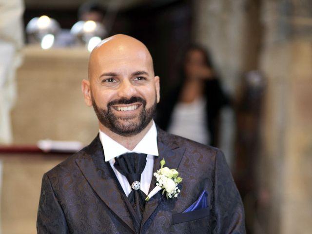 Il matrimonio di Antonio e Azzurra a Monteriggioni, Siena 25