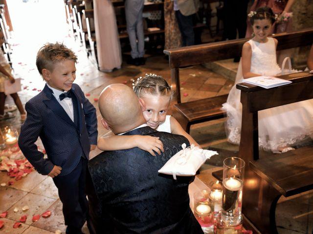 Il matrimonio di Antonio e Azzurra a Monteriggioni, Siena 28