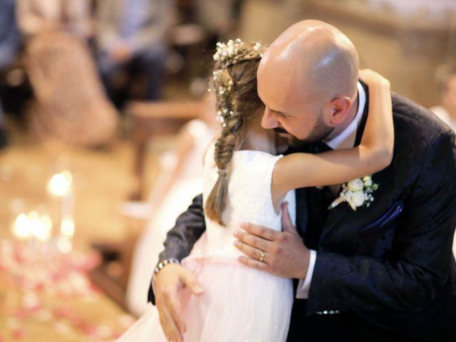 Il matrimonio di Antonio e Azzurra a Monteriggioni, Siena 29