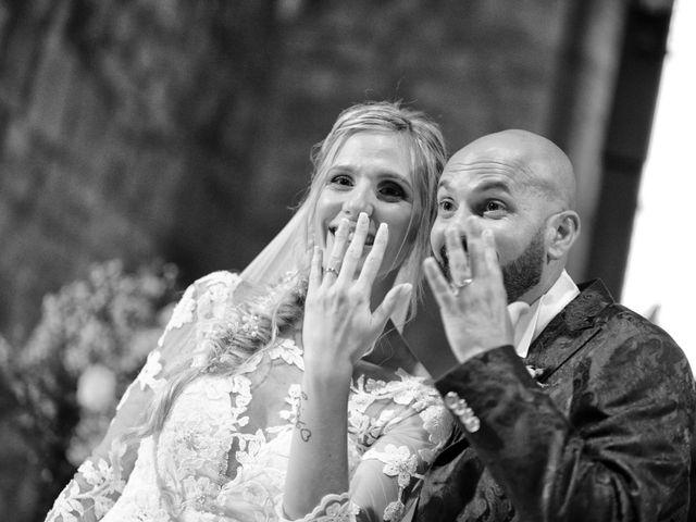 Il matrimonio di Antonio e Azzurra a Monteriggioni, Siena 39