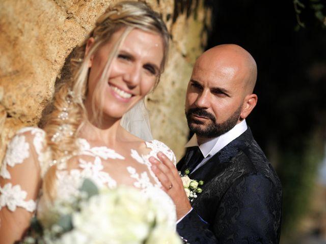 Il matrimonio di Antonio e Azzurra a Monteriggioni, Siena 46
