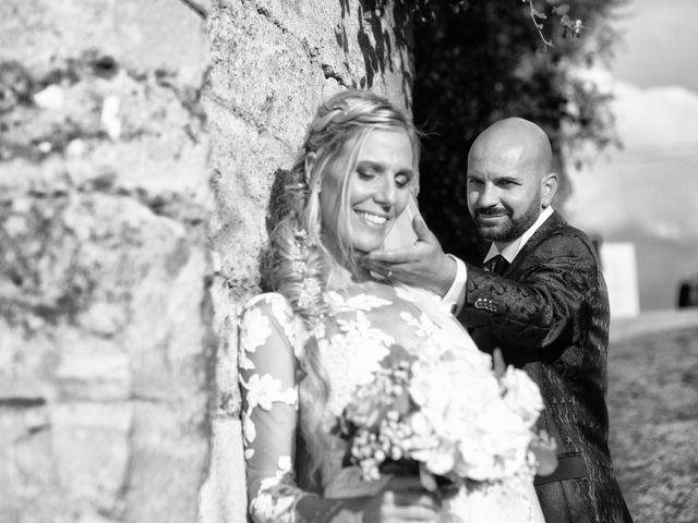 Il matrimonio di Antonio e Azzurra a Monteriggioni, Siena 47