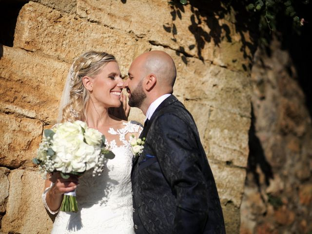 Il matrimonio di Antonio e Azzurra a Monteriggioni, Siena 2