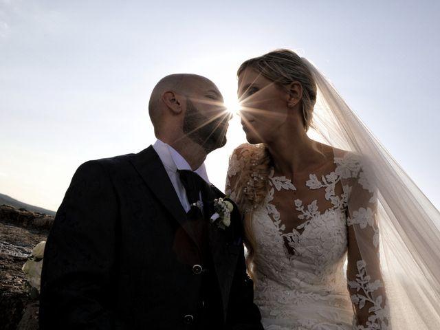 Il matrimonio di Antonio e Azzurra a Monteriggioni, Siena 51