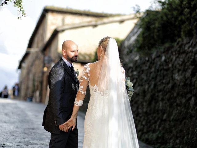 Il matrimonio di Antonio e Azzurra a Monteriggioni, Siena 52