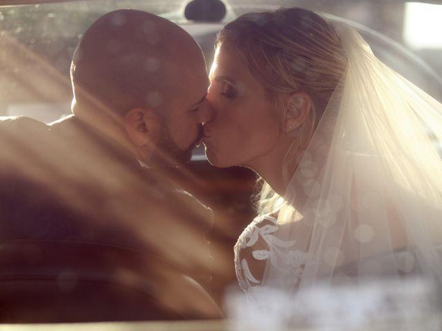 Il matrimonio di Antonio e Azzurra a Monteriggioni, Siena 55