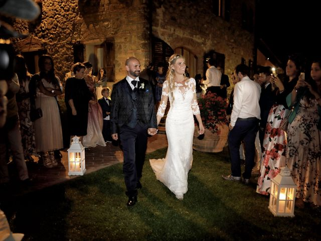 Il matrimonio di Antonio e Azzurra a Monteriggioni, Siena 59