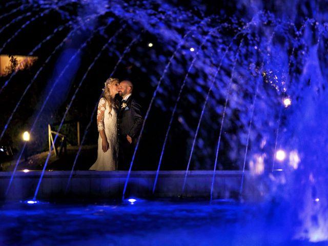 Il matrimonio di Antonio e Azzurra a Monteriggioni, Siena 64
