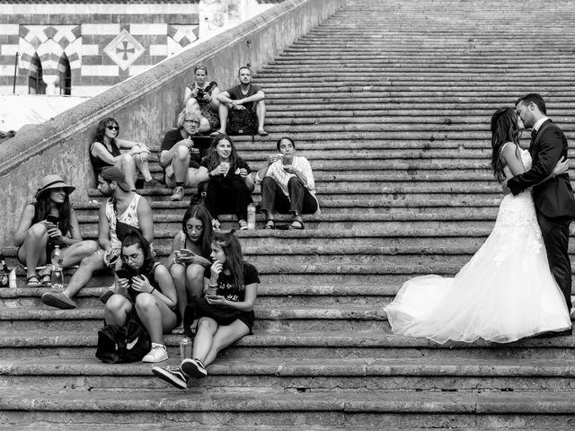 Le nozze di Velia e Vincenzo