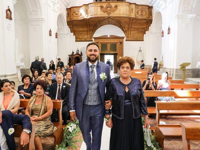 Il matrimonio di Anna e Nunzio a Buccino, Salerno 3