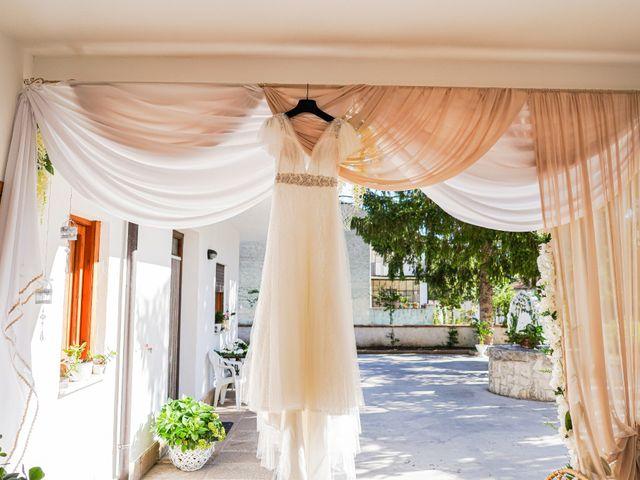 Il matrimonio di Anna e Nunzio a Buccino, Salerno 4