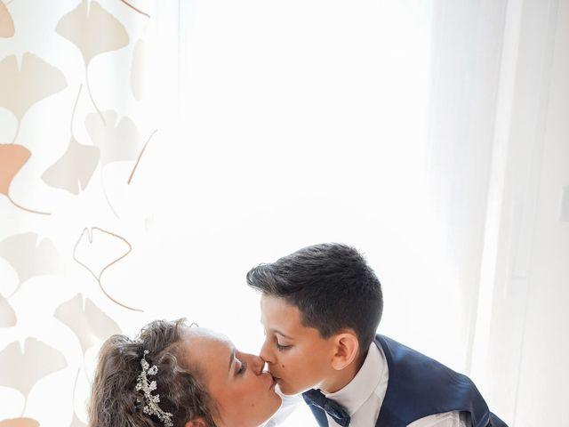 Il matrimonio di Anna e Nunzio a Buccino, Salerno 10