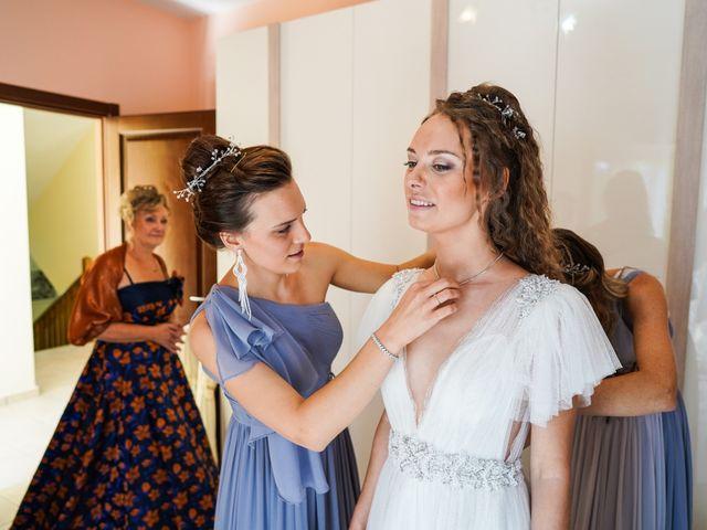 Il matrimonio di Anna e Nunzio a Buccino, Salerno 16