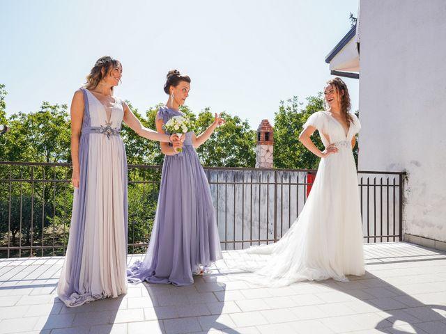 Il matrimonio di Anna e Nunzio a Buccino, Salerno 18