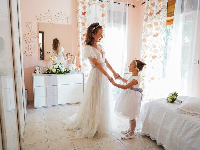 Il matrimonio di Anna e Nunzio a Buccino, Salerno 21