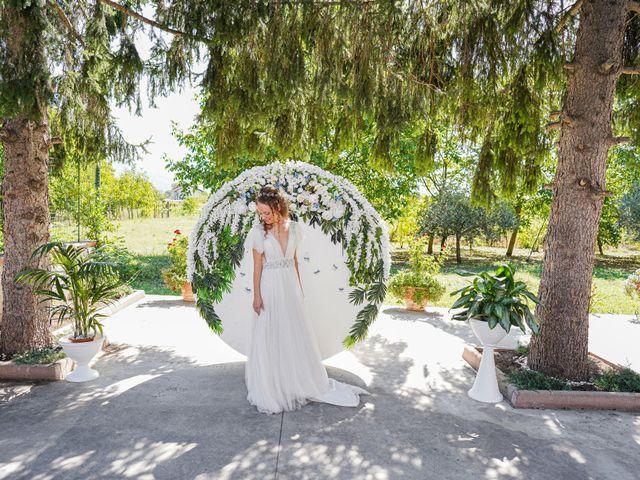 Il matrimonio di Anna e Nunzio a Buccino, Salerno 22