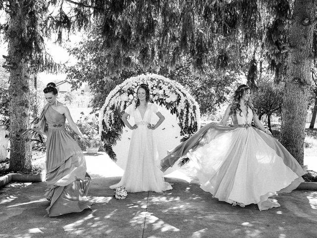Il matrimonio di Anna e Nunzio a Buccino, Salerno 23