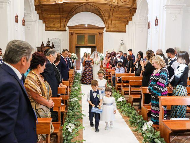 Il matrimonio di Anna e Nunzio a Buccino, Salerno 25