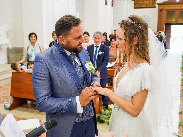 Il matrimonio di Anna e Nunzio a Buccino, Salerno 26