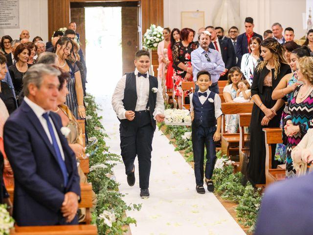 Il matrimonio di Anna e Nunzio a Buccino, Salerno 27