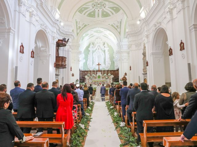 Il matrimonio di Anna e Nunzio a Buccino, Salerno 28