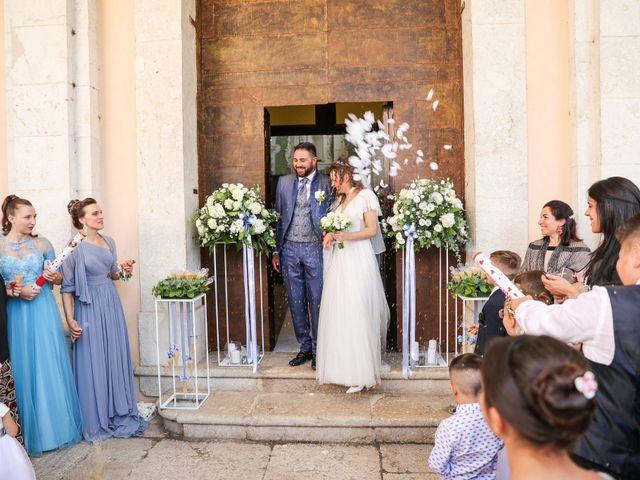 Il matrimonio di Anna e Nunzio a Buccino, Salerno 29