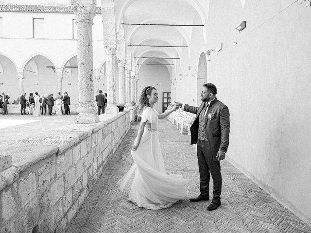 Il matrimonio di Anna e Nunzio a Buccino, Salerno 30