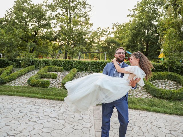 Le nozze di Nunzio e Anna