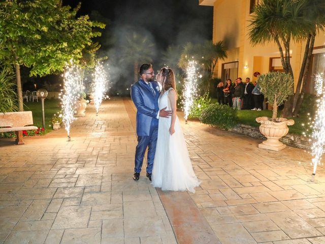 Il matrimonio di Anna e Nunzio a Buccino, Salerno 1