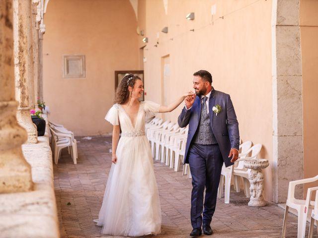 Il matrimonio di Anna e Nunzio a Buccino, Salerno 34