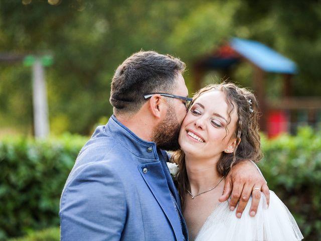 Il matrimonio di Anna e Nunzio a Buccino, Salerno 35