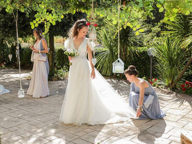 Il matrimonio di Anna e Nunzio a Buccino, Salerno 36