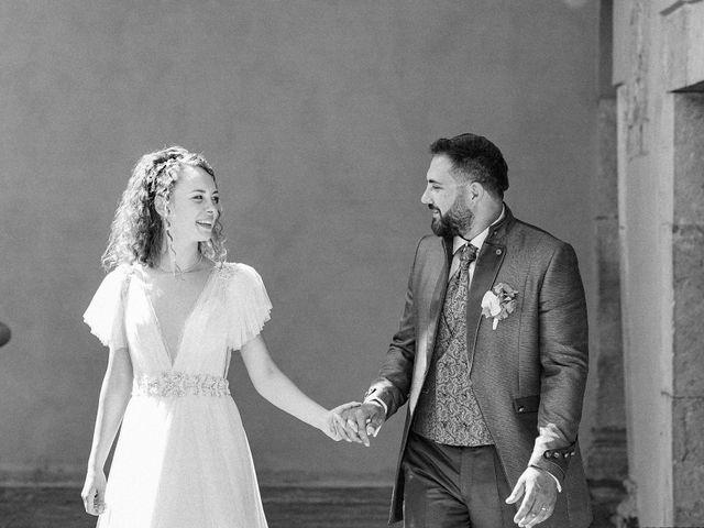 Il matrimonio di Anna e Nunzio a Buccino, Salerno 37