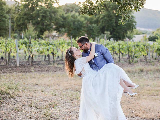 Il matrimonio di Anna e Nunzio a Buccino, Salerno 38