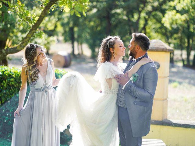 Il matrimonio di Anna e Nunzio a Buccino, Salerno 39