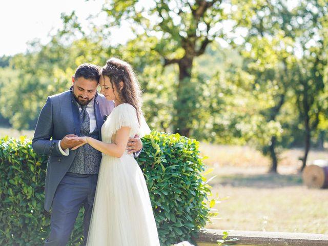 Il matrimonio di Anna e Nunzio a Buccino, Salerno 40