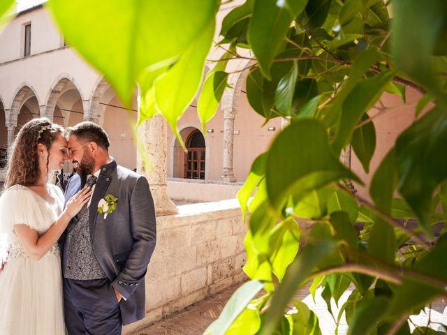 Il matrimonio di Anna e Nunzio a Buccino, Salerno 42