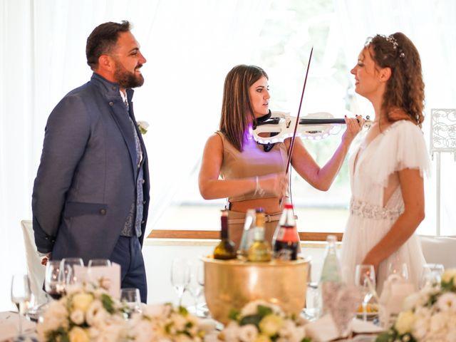 Il matrimonio di Anna e Nunzio a Buccino, Salerno 44