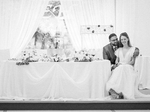 Il matrimonio di Anna e Nunzio a Buccino, Salerno 45